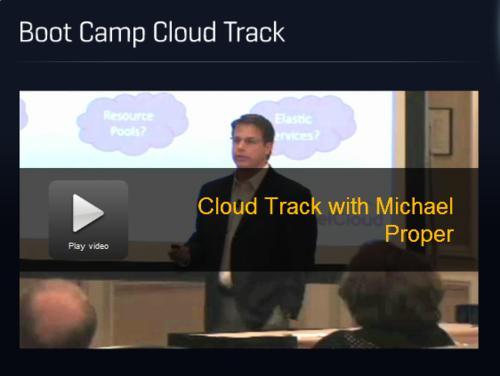 Cloud Track