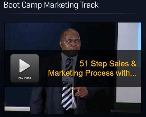 Boot Camp Marketing Track 2